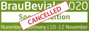 Brau Beviale 2020 cancelled