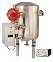 Phase Separator (Low pressure Liquid Nitrogen supply)